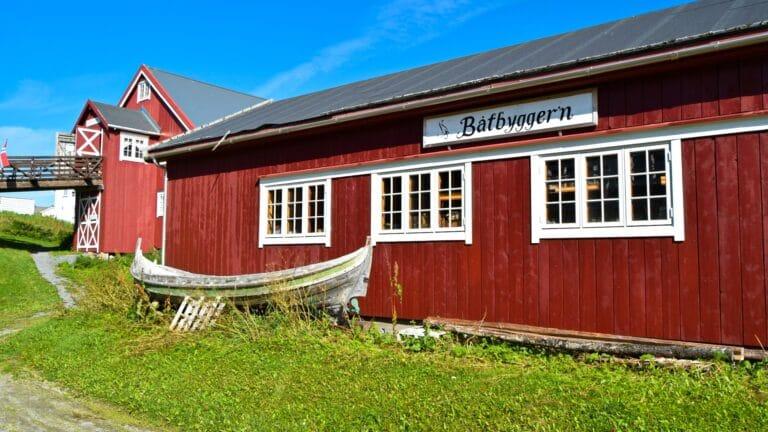 Båtbyggern på Kjerringøy