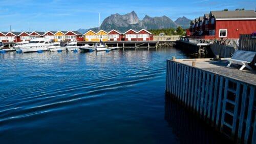 Havna på Kjerringøy
