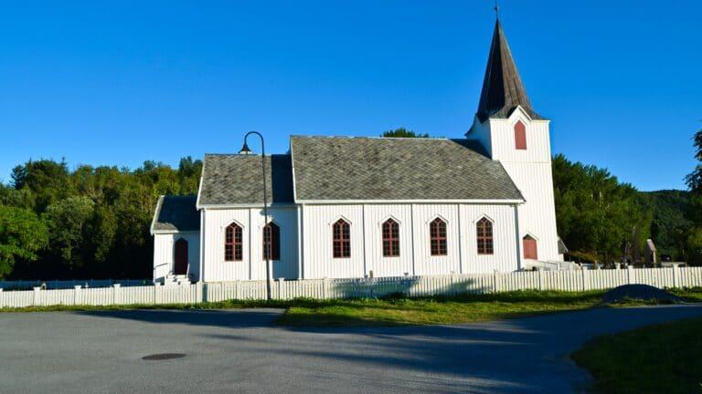 Kjerringøy kirkested