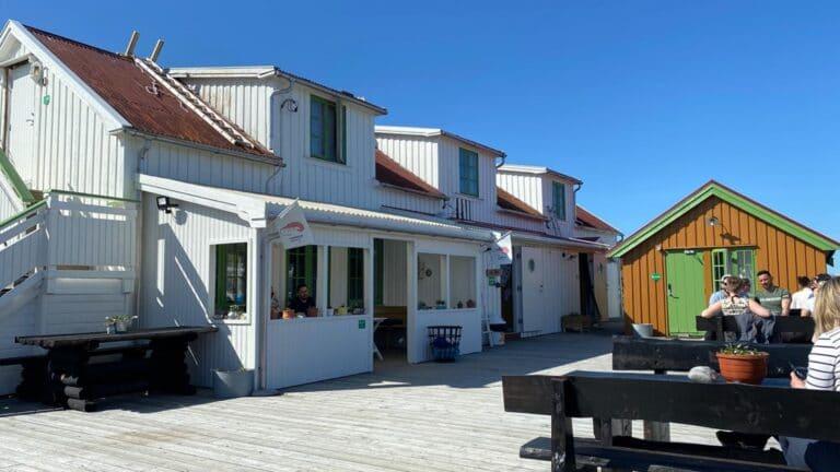 Kjerringøy Rorbusenter i Tårnvika