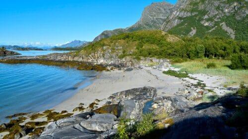 Naustneshaugen på Kjerringøy