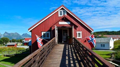 Zahlfjøsen på Kjerringøy